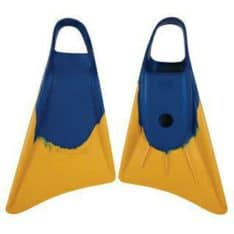 Stealth Stealth Fin Blue/gold Ass. Stealth Flippers in Boardsports Flippers & Boardsports Bodyboard. Code: 0119581
