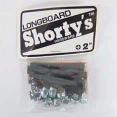 Shortys Skateboards Longboard Bolts Assorted. Shortys Skateboards Parts found in Boardsports Parts & Boardsports Skate. Code: 026009027