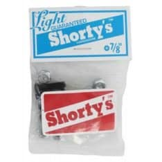 Shortys Skateboards Bolt Allen 7/8 Assorted. Shortys Skateboards Parts found in Boardsports Parts & Boardsports Skate. Code: 026009053