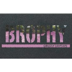 Grizzly Griptape Grizzly Brophy Pro Ass. Grizzly Griptape Deckgrips found in Boardsports Deckgrips & Boardsports Skate. Code: 09043
