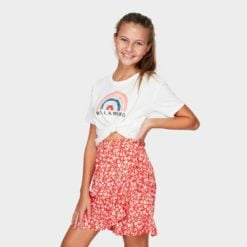 Billabong Poppy Floral Wrap Skirt Gnd. Billabong Skirts found in Girls Skirts & Girls Skirts, Dresses & Jumpsuits. Code: 5591521