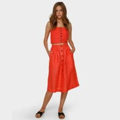 Billabong Alhambra Midi Skirt M02. Billabong Skirts found in Womens Skirts & Womens Skirts, Dresses & Jumpsuits. Code: 6591521