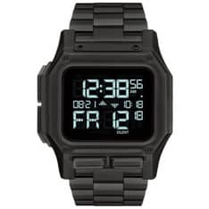 Nixon Regulus Stainless Steel All Black All Black. Nixon Watches found in Mens Watches & Mens Watches. Code: A1268001