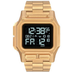 Nixon Regulus Stainless Steel All Gold All Gold. Nixon Watches found in Mens Watches & Mens Watches. Code: A1268502