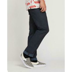 Volcom Solver Denim Modern Fit16 Coated Indigo Wash. Volcom Jeans found in Mens Jeans & Mens Pants & Jeans. Code: A1931503