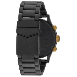 Nixon Sentry Chronograph Matte Black Gold Matte Black/gold. Nixon Watches found in Mens Watches & Mens Watches. Code: A3861041