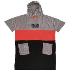 Ocean And Earth Mens Strike Hooded Poncho Red. Ocean And Earth Towels - Hooded found in Mens Towels - Hooded & Mens Accessories. Code: AMTW16