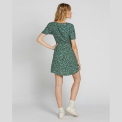 Volcom Wrapsicle Dress Green. Volcom Dresses found in Womens Dresses & Womens Skirts, Dresses & Jumpsuits. Code: B1331906
