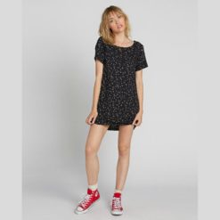 Volcom Wait It Out Dress Black. Volcom Dresses found in Womens Dresses & Womens Skirts, Dresses & Jumpsuits. Code: B1331979