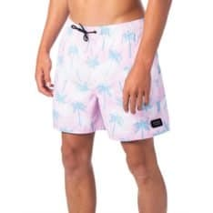 Rip Curl Pool Party Volley Pink. Rip Curl Boardshorts - Elastic Waist found in Mens Boardshorts - Elastic Waist & Mens Shorts. Code: CBOSX1