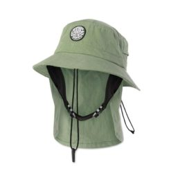 Rip Curl Wetty Surf Hat Mid Green. Rip Curl Hats & Caps found in Mens Hats & Caps & Mens Headwear. Code: CHAAC9