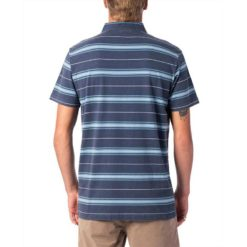 Rip Curl Pacific Stripe Polo Navy. Rip Curl Polos found in Mens Polos & Mens Shirts. Code: CPLCU1