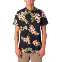 Rip Curl Maui Short Sleeve Shirt Black. Rip Curl Shirts - Short Sleeve found in Mens Shirts - Short Sleeve & Mens Shirts. Code: CSHMG1