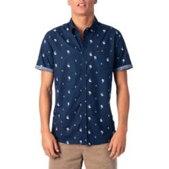 Rip Curl Palm Days Short Sleeve Shirt Navy. Rip Curl Shirts - Short Sleeve found in Mens Shirts - Short Sleeve & Mens Shirts. Code: CSHMJ1