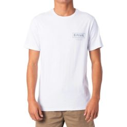 Rip Curl Driven Tee White. Rip Curl Tees found in Mens Tees & Mens T-shirts & Singlets. Code: CTEJF9