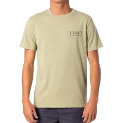 Rip Curl Driven Tee Washed Olive. Rip Curl Tees found in Mens Tees & Mens T-shirts & Singlets. Code: CTEJF9