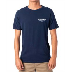 Rip Curl All Time Tee Navy. Rip Curl Tees found in Mens Tees & Mens T-shirts & Singlets. Code: CTESC2