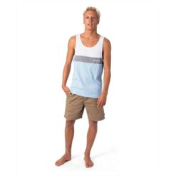 Rip Curl Undertow Panel Tank White. Rip Curl Singlets & Tanks found in Mens Singlets & Tanks & Mens T-shirts & Singlets. Code: CTESN2