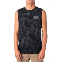 Rip Curl Station Tie Dye Muscle Dark Grey. Rip Curl Singlets & Tanks found in Mens Singlets & Tanks & Mens T-shirts & Singlets. Code: CTESP2
