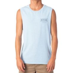 Rip Curl Driven Muscle Blue Ice. Rip Curl Singlets & Tanks found in Mens Singlets & Tanks & Mens T-shirts & Singlets. Code: CTESQ2