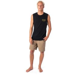 Rip Curl Driven Muscle Washed Black. Rip Curl Singlets & Tanks found in Mens Singlets & Tanks & Mens T-shirts & Singlets. Code: CTESQ2