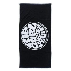 Rip Curl Wetty Towel Black. Rip Curl Towels found in Mens Towels & Mens Accessories. Code: CTWAU4