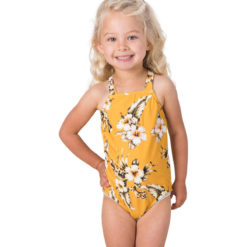Rip Curl Mini Island Time Onepiece Mustard. Rip Curl Swimwear - One Piece found in Toddlers Swimwear - One Piece & Toddlers Swimwear. Code: FSICD1