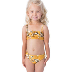 Rip Curl Mini Island Time Bikini Mustard. Rip Curl Swimwear - Separates found in Toddlers Swimwear - Separates & Toddlers Swimwear. Code: FSICE1