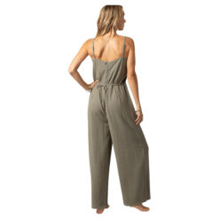 Rip Curl Noa Jumpsuit Vetiver. Rip Curl Dresses found in Womens Dresses & Womens Skirts, Dresses & Jumpsuits. Code: GDRBV9