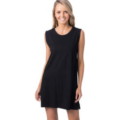 Rip Curl Essentials Tank Dress Black. Rip Curl Dresses found in Womens Dresses & Womens Skirts, Dresses & Jumpsuits. Code: GDRHT1