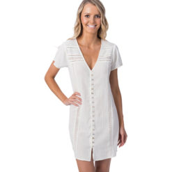 Rip Curl Last Summer Dress Off White. Rip Curl Dresses found in Womens Dresses & Womens Skirts, Dresses & Jumpsuits. Code: GDRHX1