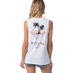 Rip Curl Maui Muscle White. Rip Curl Singlets & Tanks found in Womens Singlets & Tanks & Womens T-shirts & Singlets. Code: GTEBL2