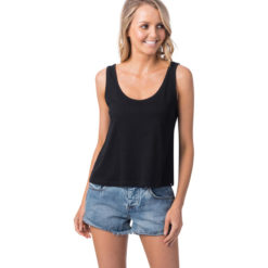 Rip Curl Essentials Tank Black. Rip Curl Singlets & Tanks found in Womens Singlets & Tanks & Womens T-shirts & Singlets. Code: GTEIA9