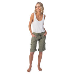 Rip Curl Almost Famous Iii W/short Vetiver. Rip Curl Walkshorts - Fitted Waist found in Womens Walkshorts - Fitted Waist & Womens Shorts. Code: GWAFI1