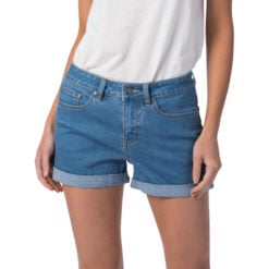 Rip Curl Classic Iii Denim Short Blue. Rip Curl Walkshorts - Fitted Waist found in Womens Walkshorts - Fitted Waist & Womens Shorts. Code: GWAFK1