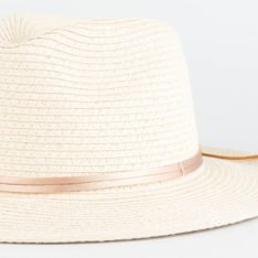 Rusty Gisele Straw Hat Natural 1. Rusty Hats & Caps found in Womens Hats & Caps & Womens Headwear. Code: HHL0398
