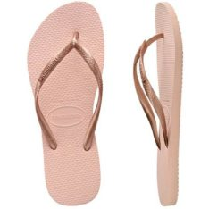 Havaianas Slim Metallic Thong Ballet Rose. Havaianas Thongs found in Womens Thongs & Womens Footwear. Code: HSM7090F