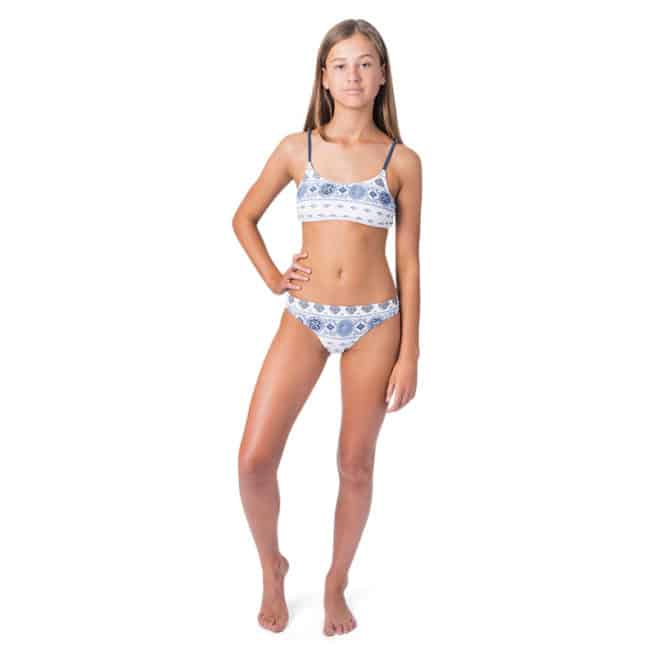 Rip Curl Girl Port Villa Bikini White. Rip Curl Swimwear - Separates found in Girls Swimwear - Separates & Girls Swimwear. Code: JSIDP1