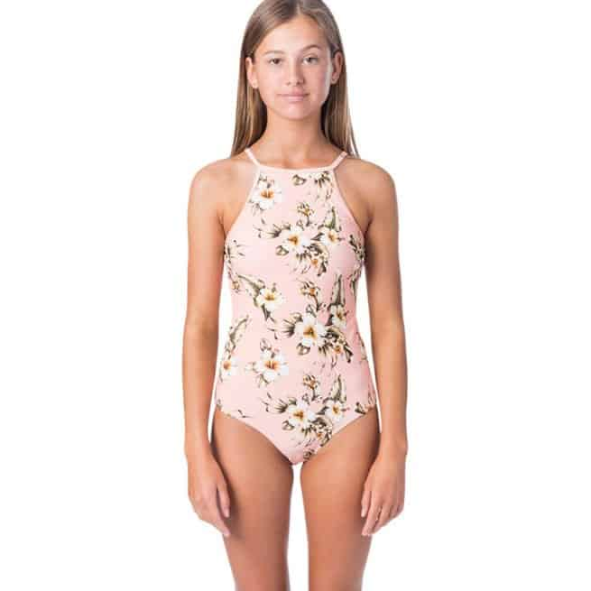 Rip Curl Girl Island Time Onepiece Peach. Rip Curl Swimwear - One Piece found in Girls Swimwear - One Piece & Girls Swimwear. Code: JSIDQ1