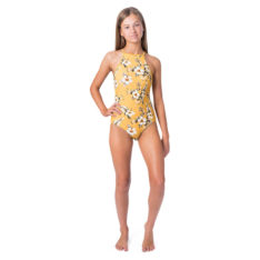 Rip Curl Girl Island Time Onepiece Mustard. Rip Curl Swimwear - One Piece found in Girls Swimwear - One Piece & Girls Swimwear. Code: JSIDQ1