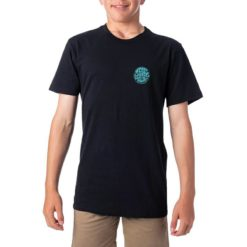 Rip Curl Wettie Land Tee - Boy Washed Black. Rip Curl Tees found in Boys Tees & Boys T-shirts & Singlets. Code: KTEJI9
