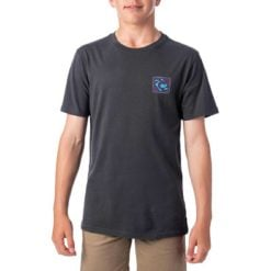 Rip Curl Loose Icon Tee-boys Dark Grey. Rip Curl Tees found in Boys Tees & Boys T-shirts & Singlets. Code: KTEUP2