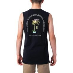 Rip Curl Palmbow Muscle-boys Black. Rip Curl Singlets & Tanks found in Boys Singlets & Tanks & Boys T-shirts & Singlets. Code: KTEUV2
