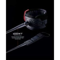 Ocean And Earth Big Wave 15 One Xt Leash Black. Ocean And Earth Legropes found in Boardsports Legropes & Boardsports Surf. Code: LP15XT