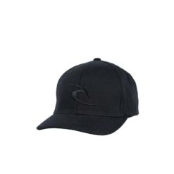 Rip Curl Tepan Curve Peak Cap-grom Black. Rip Curl Hats & Caps found in Toddlers Hats & Caps & Toddlers Headwear. Code: OCANW1
