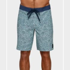 Rvca Va Trunk Print Silver Bleac. Rvca Boardshorts - Fitted Waist found in Mens Boardshorts - Fitted Waist & Mens Shorts. Code: R393410