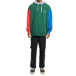 Stussy Colour Blocked Hood Bottl. Stussy Hoodies found in Mens Hoodies & Mens Jackets, Jumpers & Knits. Code: ST091204