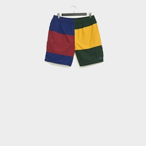 Stussy Jj Panel Beachshort Multi. Stussy Boardshorts - Elastic Waist found in Mens Boardshorts - Elastic Waist & Mens Shorts. Code: ST091608