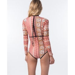 Rip Curl Saffron Skies Uv S/suit Rust. Rip Curl Rashvests found in Womens Rashvests & Womens Wetsuits. Code: WLY9WW