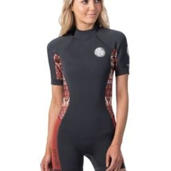 Rip Curl Wmns.d/patrol 22 Short Sleeve Spr Rust. Rip Curl Springsuits found in Womens Springsuits & Womens Wetsuits. Code: WSP8FW